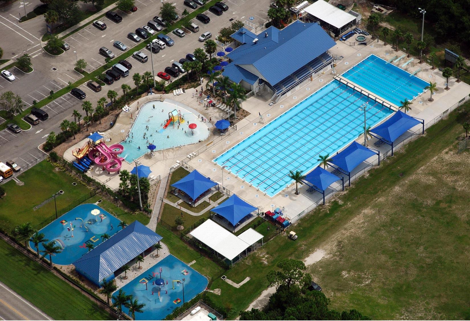 Selby aquatic center sarasota ymca sarasota florida for Pond aquatics