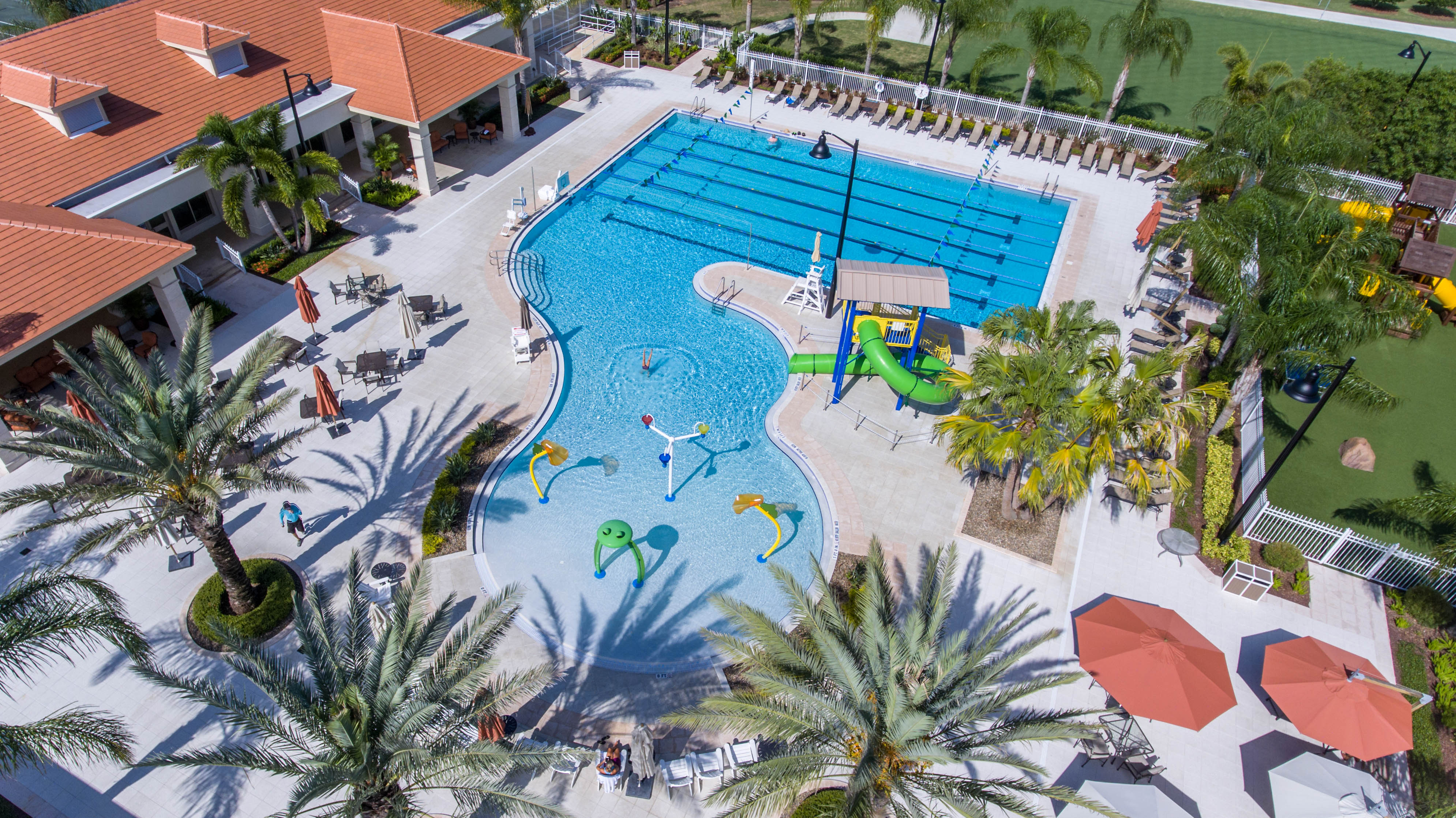 Interlachen Country Club Winter Park Florida Commercial Pool Construction Commercial Pool