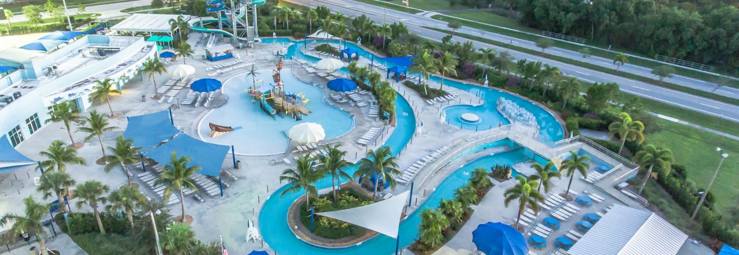 Martin county aquatics complex sailfish stuart for Pool design orlando florida