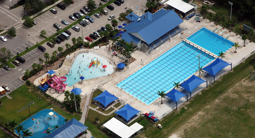 Sarasota YMCA competition pool contractor